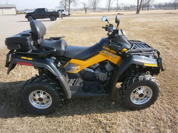 used can am 2 up atv for sale