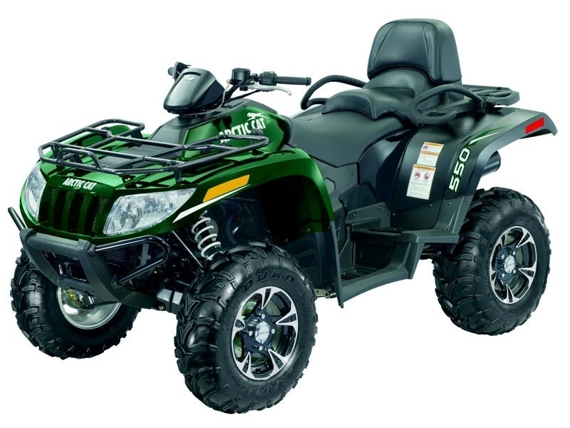 Arctic Cat® TRV® 550 XT™ 2013