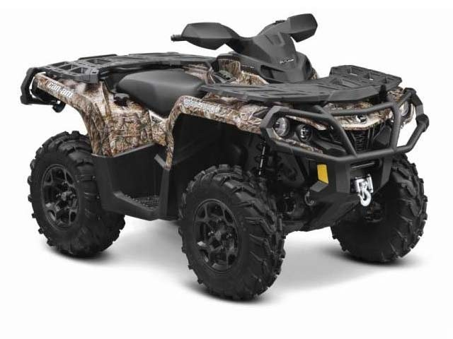 can am outlander xt 1000 2014 new atv for sale in mactier ontario. Black Bedroom Furniture Sets. Home Design Ideas