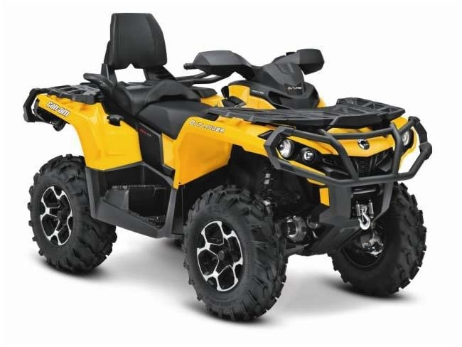Can-Am Outlander MAX XT 500 - 2014