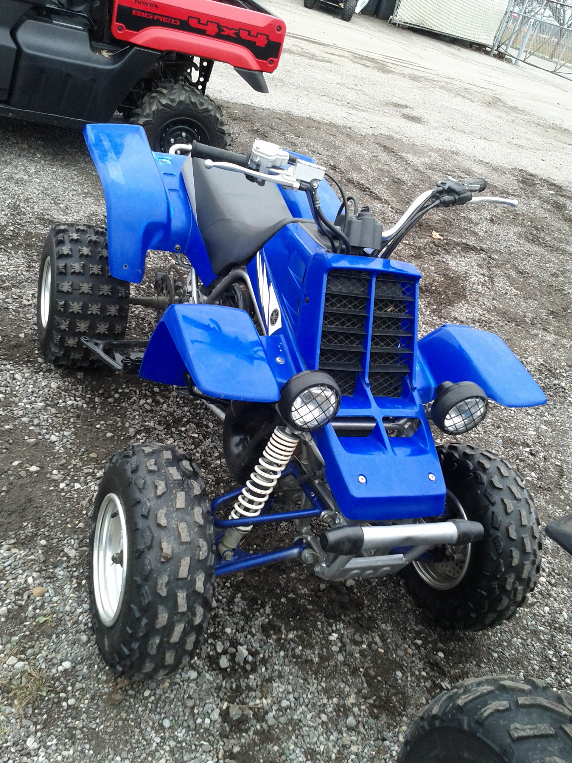 Used atv atvs for sale side by sides for sale for Yamaha 350 atv