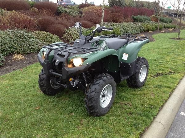 Used atv atvs for sale side by sides for sale for 2014 yamaha grizzly 700 for sale