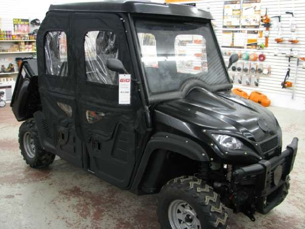 gio motors ranger crew max 600cc utv 4 seater 2014 new atv for sale in hillsborough new. Black Bedroom Furniture Sets. Home Design Ideas