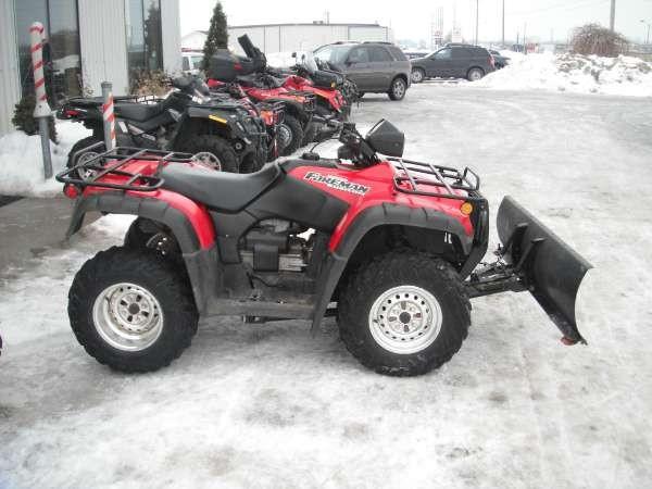 2001 Honda foreman rubicon for sale