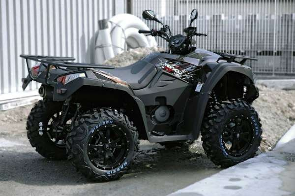 kymco mxu 700i le 2014 new atv for sale in hillsborough new brunswick. Black Bedroom Furniture Sets. Home Design Ideas