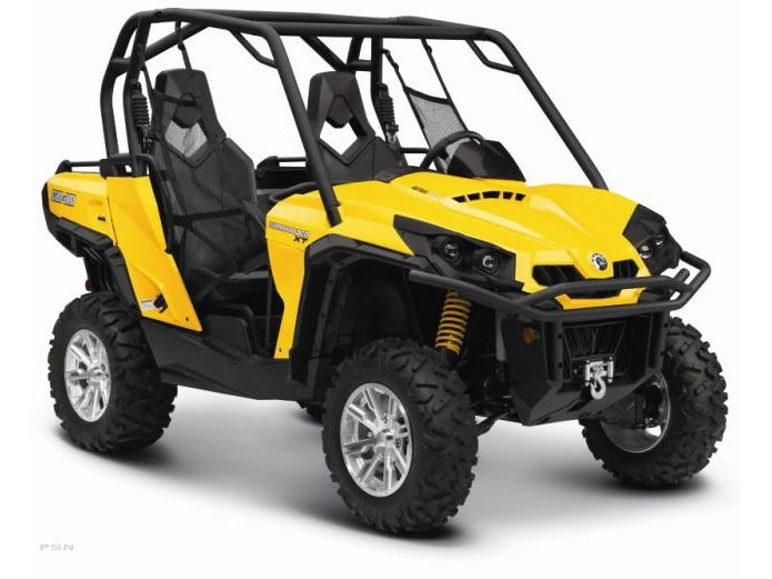can am commander xt 1000 2012 used atv for sale in yorkton saskatchewan. Black Bedroom Furniture Sets. Home Design Ideas