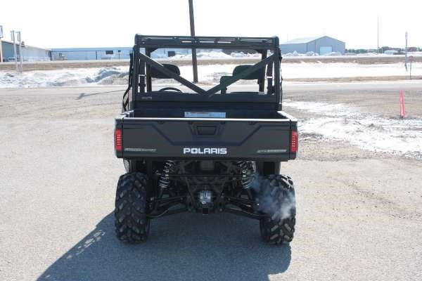 polaris ranger xp  eps blue fire le   atv  sale  yorkton saskatchewan