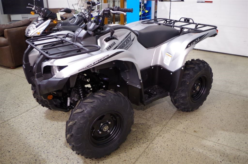 yamaha grizzly 700 eps se 2015 new atv for sale in midland. Black Bedroom Furniture Sets. Home Design Ideas