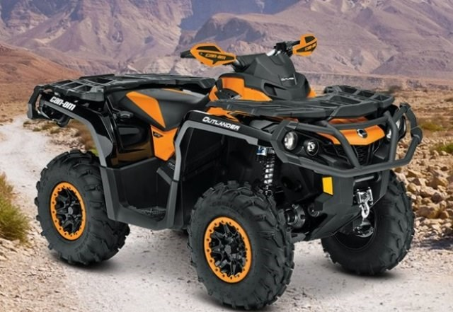 can am can am outlander xt p 1000 2015 new atv for sale in peterborough ontario. Black Bedroom Furniture Sets. Home Design Ideas