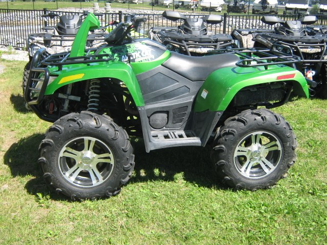 Arctic Cat MudPro 700 H1 EFI 2010 Used ATV For Sale In ...