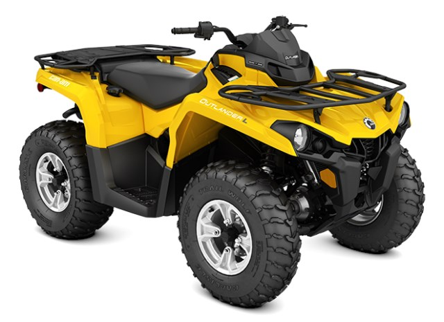 can am outlander l dps 450 2016 new atv for sale in. Black Bedroom Furniture Sets. Home Design Ideas