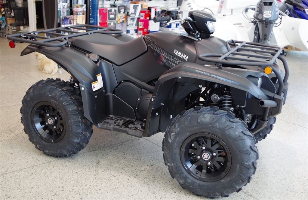 Yamaha kodiak 700 eps 2016 new atv for sale in midland for Yamaha kodiak 700 review