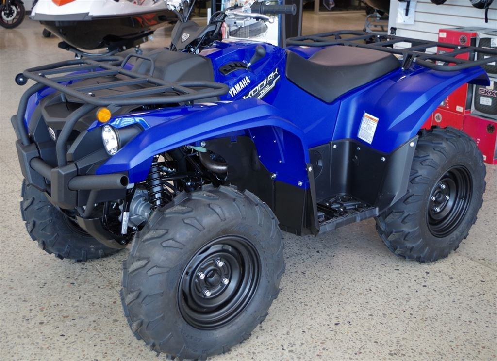 Yamaha kodiak 700 2016 new atv for sale in midland for Yamaha kodiak 700 review