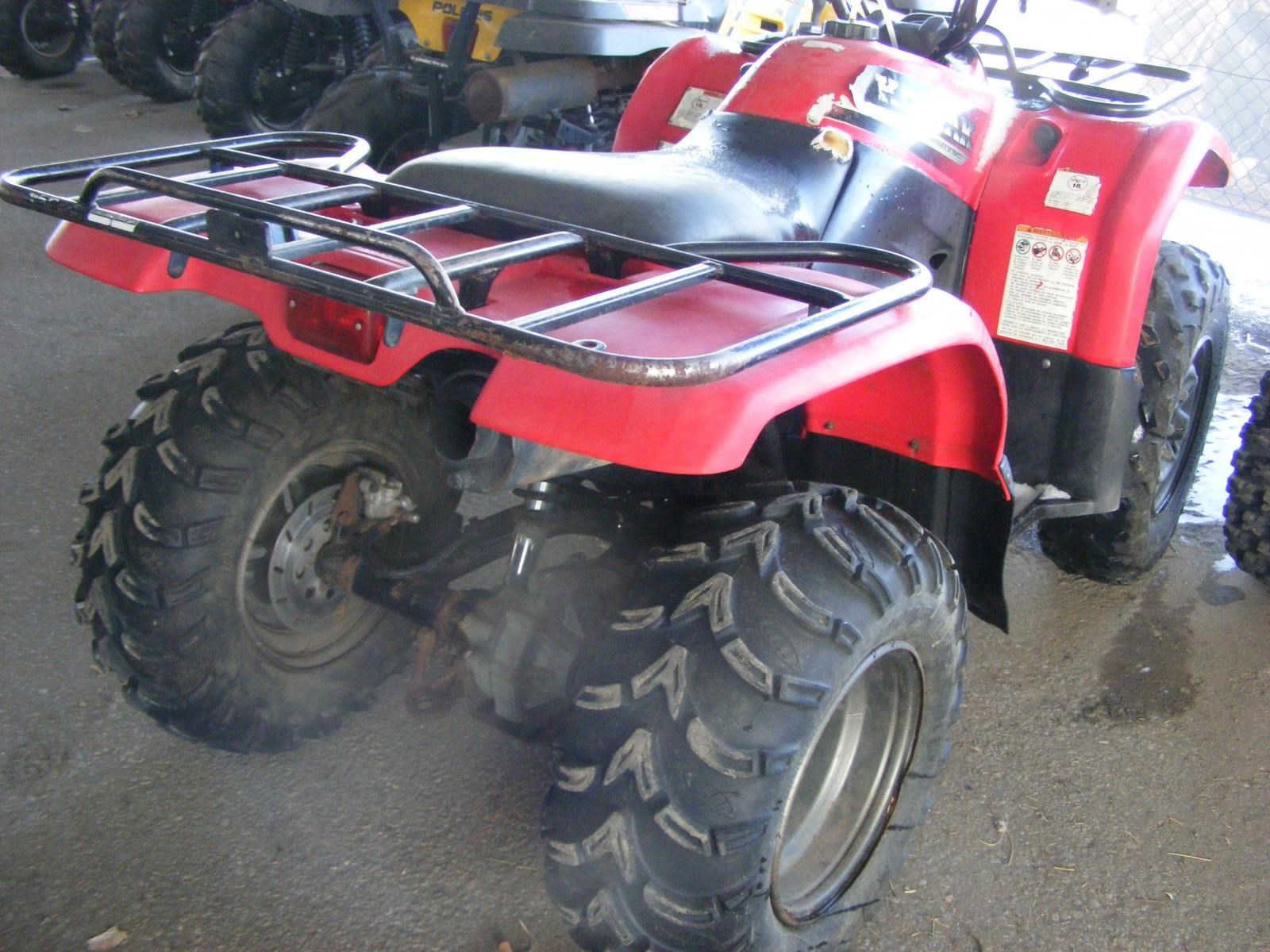 yamaha kodiak 450 2001 used atv for sale in nanton