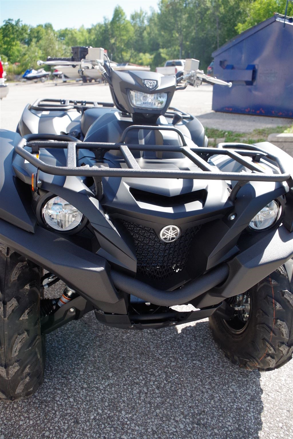 Yamaha grizzly 2017 new atv for sale in midland ontario for Yamaha atv dealer