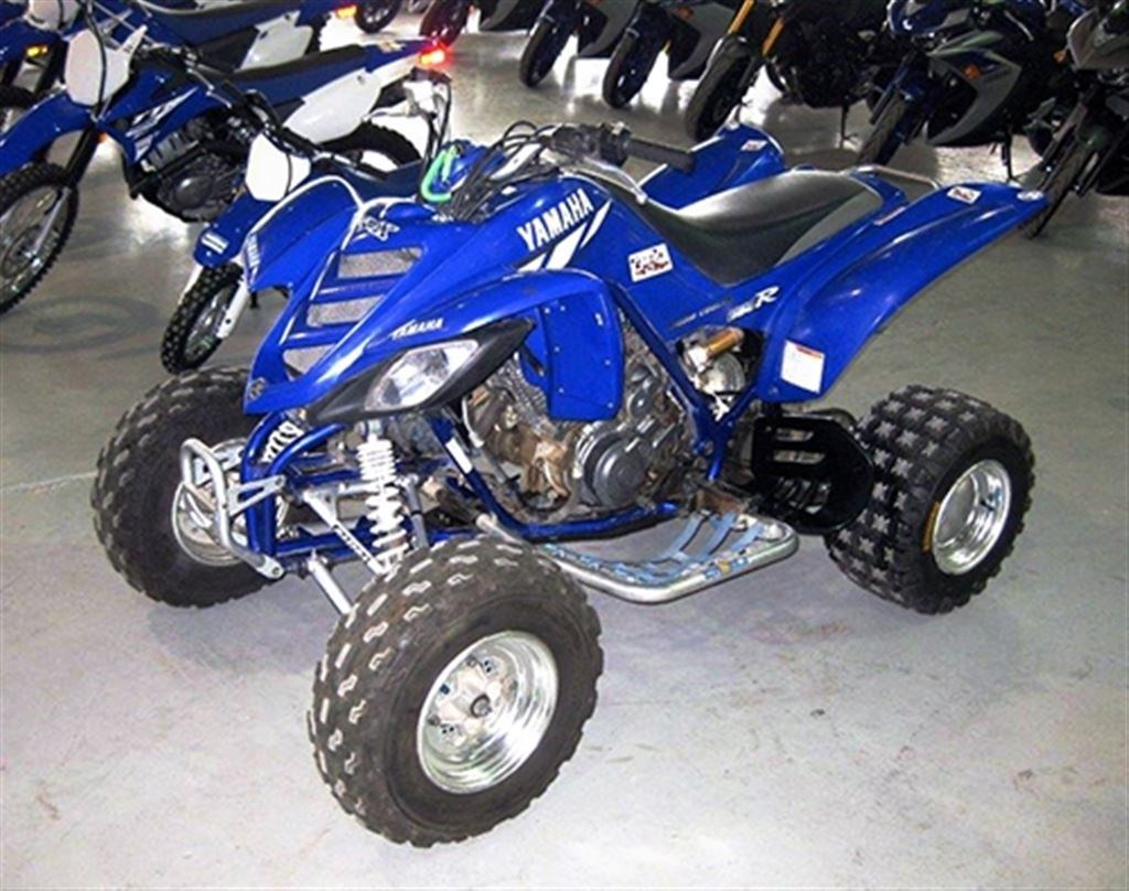 yamaha raptor 660 2001 used atv for sale in innisfil. Black Bedroom Furniture Sets. Home Design Ideas