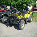Can-Am Traxter Max 500 5 Speed Auto-Shift 2005
