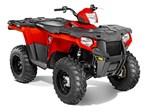 Polaris 570 EFI Indy Red 2014