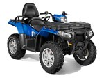 Polaris Touring 550 EPS Blue Fire 2014
