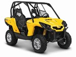 Can-Am Commander 800R DPS 2014
