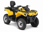 Can-Am Outlander L MAX DPS 500 2015