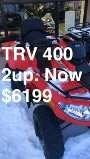Arctic Cat TRV 400 2014