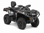Can-Am Outlander MAX XT 650 2015