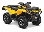 Can-Am Outlander XT 500 2015