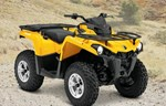 Can-Am Can-Am Outlander L DPS 450 2015