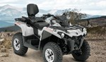 Can-Am Can-Am  OUTLANDER L MAX DPS 450 2015