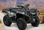 Can-Am Can-Am  OUTLANDER XT 650 2015