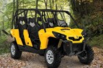 Can-Am Can-Am COMMANDER MAX DPS 1000 2015