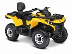 Can-Am Outlander MAX DPS 650 2015