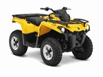 Can-Am Outlander L DPS 500 2015