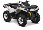 Can-Am Outlander DPS 800R 2015