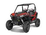 Polaris® RZR® S 900 EPS Havasu Red Pearl 2015