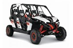 Can-Am Maverick MAX X® rs DPS - White, Black & Can-Am Red 2015