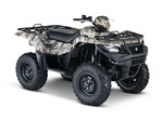 Suzuki KingQuad 500AXi Power Steering Camo 2015