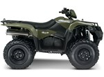 Suzuki KingQuad 500AXi Power Steering 2015