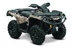 Can-Am Outlander XT™ 650 - Camo 2015