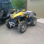 Can-Am Renegade X xc 800R 2014