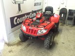 Arctic cat TRV 400 2 up 2008