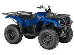 Yamaha Kodiak 700 Blue 2016