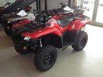 Honda FourTrax Rancher 4x4 DCT IRS EPS (TRX420FA6F) 2015
