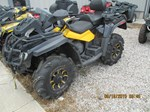 Can-Am Outlander 650 MAX XT-P 2010