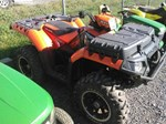 Polaris Sportsman XP 850 H.O. EPS Orange Madness LE 2012