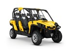 Can-Am Commander MAX XT 1000 Yellow 2016