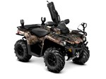 Can-Am® Outlander L Hunting Edition 570 Mossy Oak Break-Up 2016
