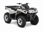 Can-Am Outlander L DPS 450 2015