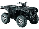Yamaha Grizzly EPS SE Carbon Metallic 2016
